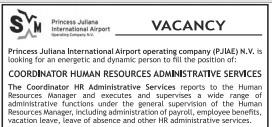 vacancy SXM Airport top